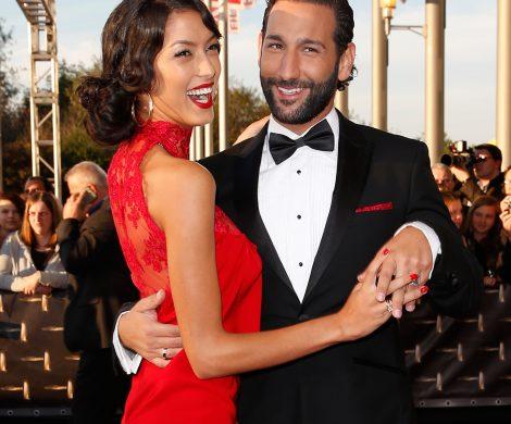 Rebecca Mir und Massimo Sinató tanzen auf mein Schiff 5