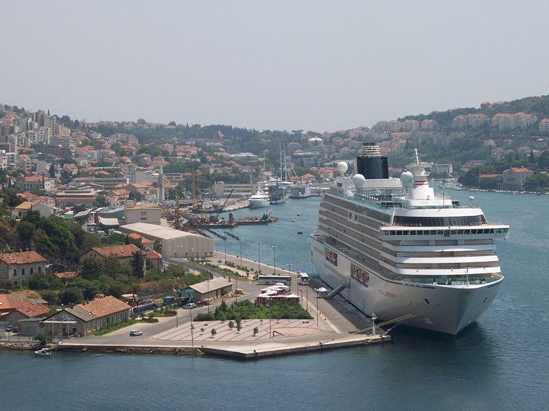 Dubrovnik will Zahl der Kreuzfahrtpassagiere halbieren