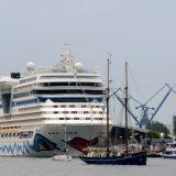AIDA Cruises auf der Hanse Sail
