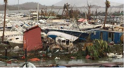 Umroutungen in der Karibik wegen Hurrikans
