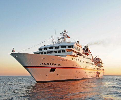 Die Musikreise mit der MS Hanseatic von Hamburg nach Bremerhaven geht vom 3. bis 12. Mai 2018 (9 Tage), über Amsterdam, Gent, Antwerpen, Oudeschild/Texel, Borkum und Helgoland und kostet ab 3.790 Euro pro Person.