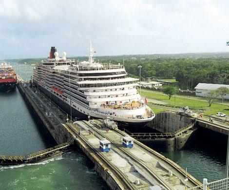 Durch den Panamakanal sollte jeder Kreuzfahrtfan mal gefahren sein