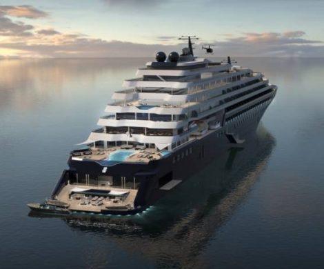 Die Ritz-Carlton Yacht Collection hat die Kiellegung der ersten Luxusyacht auf der Barreras-Werft in Vigo, Spanien, gefeiert. Ende des Jahres 2019 will Ritz-Carlton dann als erste Luxushotel-Kette Kreuzfahrten anbieten. Drei luxuriöse Schiffe sind in Planung, die sich zwischen privaten Superyachten und kleinen Ozean-Schiffen positionieren werden.