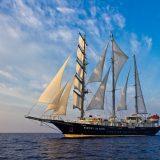Drei Abfahrten der Mega-Segelyacht Running on Waves im Sommer 2018 im Mittelmeer sind nun auch für die Buchung einzelner Kabinen freigegeben. Während die zu den 20 größten Segelschiffen der Welt zählende Yacht die meiste Zeit des Jahres Charter-Gruppen vorbehalten bleibt, sind diese Segeltouren für alle Interessenten buchbar.