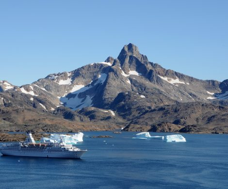 Grönland ist wieder im Programm