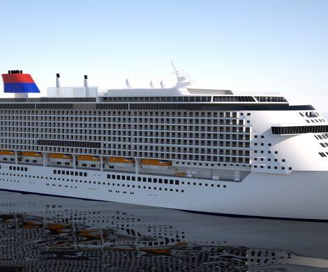 Der Genting-Konzern hat mit dem Bau des größten, jemals in Deutschland hergestellten, Kreuzfahrtschiffes begonnen. Das erste Schiff der sogenannten Global Klasse mit 204.000 Bruttoraumzahl (BRZ) wird in Wismar und Rostock entstehen.