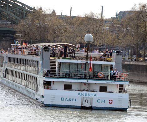 Schnupperkreuzfahrten wie auf der Anesha sind ideal, um Flussreisen kennenzulernen