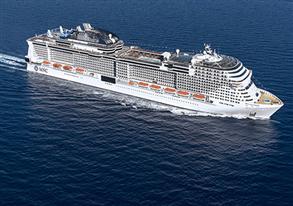 Die MSC Grandiosa wird im November 2019 in Hamburg getauft. Das gab MSC Kreuzfahrten beim Erstanlauf der MSC Meraviglia im Hamburger Hafen bekannt. Am 2. November 2019 soll die MSC Grandiosa mit einem großen Showprogramm und Feuerwerk getauft werden.