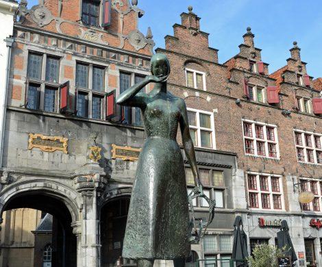 Der Marktplatz von Nimwegen