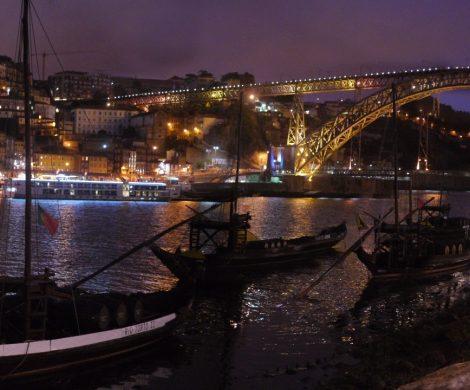 In Porto beginnt und endet die Reise