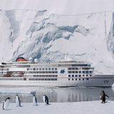 """Wie das """"Handelsblatt"""" berichtet hat der Aufsichtsrat der TUI, zu der Hapag-Lloyd Kreuzfahrten gehört, den Bau eines weiteren Schiffes genehmigt. Das Expeditionsschiff soll so konstruiert werden, dass es unter anderem auf dem Amazonas kreuzen kann."""