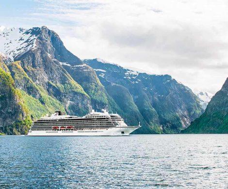 Die Viking Orion, das fünfte Kreuzfahrtschiff, welches die italienische Werft Fincantieri für Viking Cruises gebaut hat, ist in Ancona übergeben worden.