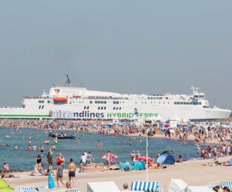 Fähren sind in: Die Reedereien wollen für rund 2,6 Milliarden Euro 32 neue Schiffe bauen und auch in die Umweltstandards investieren.