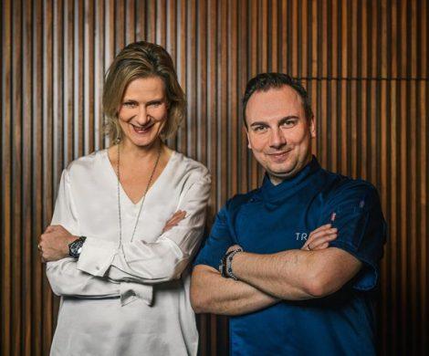 TUI Cruises gratuliert seinem Kooperationspartner Tim Raue zu seiner Platzierung unter den 50 besten Restaurants der Welt.