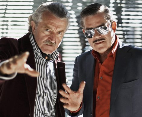 Eine Hommage an die Schweizer Band Yello gibt es jetzt auf der AIDAnova: Show me! YELLO! Das audiovisuelle Show-Erlebnis verbindet Elektropop und Videokunst