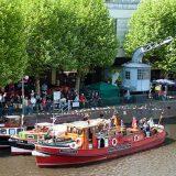 Am Wochenende wird das Nachfolgefest der Bergedorfer Hafenmeile gefeiert: das neue Altstadtfest am Hafen mit zahlreichen und abwechslungsreichen Veranstaltungen an drei Tagen von Freitag, 20. Juli bis Sonntag, 22. Juli