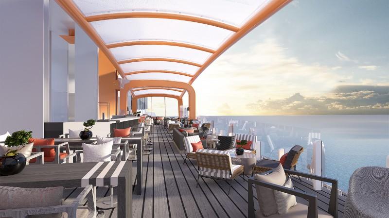 Mit THE CELEBRITY REVOLUTION, einem mehr als 500 Millionen Dollar schweren Flottenupgrade mit Neuinterpretation der kompletten Celebrity-Cruises-Schiffsflotte, will die Kreuzfahrtmarke ihre Schiffe modernisieren.