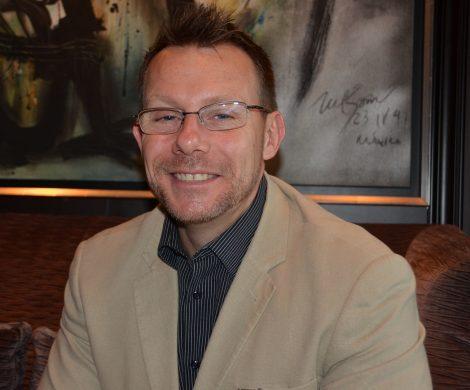 Kreuzfahrtdirektor Noolan Dean
