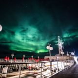 Gäste der Silver Cloud konnten jetzt eines der aufregendsten Naturphänomene erleben: die Aurora Borealis – auch als Nordlichter bekannt
