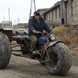 Reportage einer Expeditionskreuzfahrt mit der Le Soléal von Ponant entlang der Küste von Tschukotka, dem Land der Tschuktschen