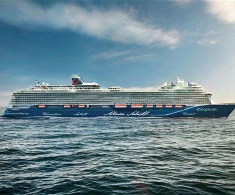 Vorfreudefahrt: die neue Mein Schiff 2 vor der Taufe erleben, vom 29. Januar 2019 bis 3. Februar 2019, Bremerhaven, Zeebrügge und Amsterdam