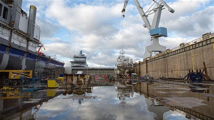 Die Fährreederei Tallink will für 250 Millionen Euro ein neues Schiff bauen - ab 2021 sollen damit 2800 Passagiere zwischen Helsinki und Tallinn fahren