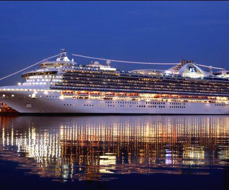 Princess Cruises lässt erstmals ein Schiff nach Grönland fahren: im Herbst 2020 wird die Caribbean Princess in der eisigen Labradorsee unterwegs sein.