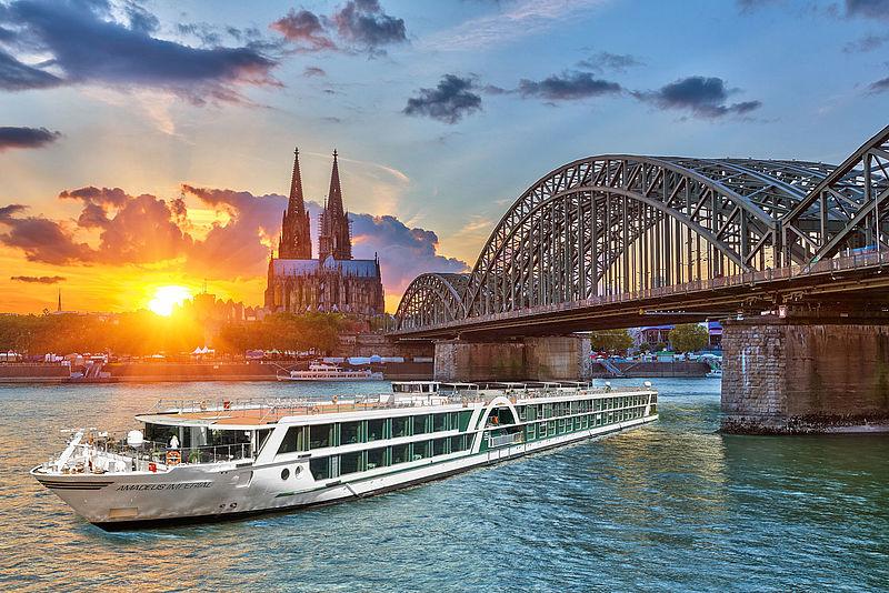 Nach der für 2019 bestellten Amadeus Star hat Lüftner Cruises nun den Bau von einem weiteren Fünf-Sterne-Schiff mit Auslieferung 2020 in Auftrag gegeben.
