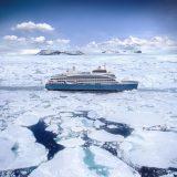 Mit dem ersten Stahlschnitt der Eisbrecheryacht Le Commandant Charcot hat für die Kreuzfahrtreederei PONANT der Bau einer komplett neuen Schiffsgeneration begonnen.