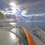 Zum ersten Mal hat Plantours Kreuzfahrten Chilenische Fjorde mit der MS Hamburg im Programm. Ende Januar 2020 geht es die Fjordwelt Chiles.