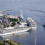 In Warnemünde wird bis 2020 das neue Terminalgebäude für Kreuzfahrtschiffe entstehen.Mehrere Millionen Euro will Rostock Port in das Projekt investieren.