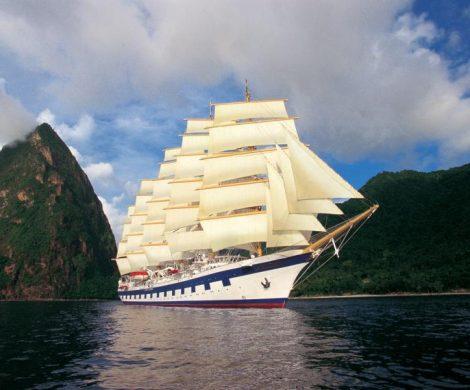 Star Clippers legt erstmals im Hafen des Sultanats Brunei an und gewährt bis Ende Januar auf vielen Routen doppelte Frühbucherpreise.