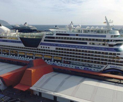 Die Carnival Corporation & plc, das größte Kreuzfahrtunternehmen der Welt, hat Interesse das Kreuzfahrtterminal in Teneriffa zu verwalten.