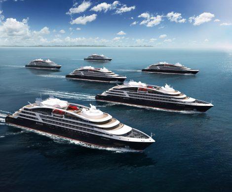 Der Neubauboom in der Kreuzfahrt setzt sich weiter fort: Insgesamt 21 neue Kreuzfahrtschiffe werden im Jahr 2019 in Dienst gestellt.