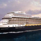 Am Wochenende ist die Nieuw Statendam mit 2.666 Passagieren als neues Flaggschiff von HollandAmerica in Dienst gestellt worden.