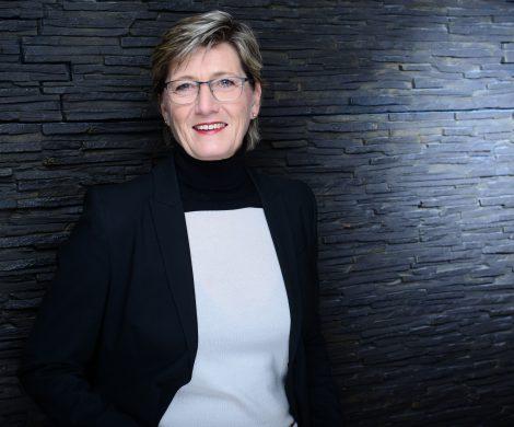 Geschäftsführerin Ann-Cathrin Bröcker