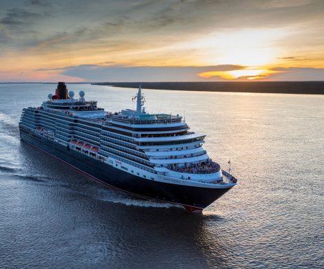 Die Kreuzfahrtsaison in Hamburg wurde wie bereits in den letzten Jahren mit der Weltreise der Queen Victoria mit rund 150 Gästen aus Deutschland eröffnet