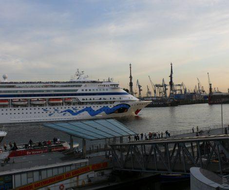 Die AIDA cara wird bei einem großen Werftaufenthalt in Marseille für rund 20 Millionen Euro vor allem im Innenbereich renoviert werden