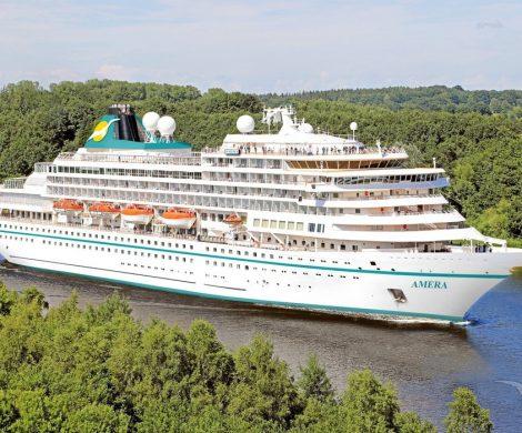 Phoenix Reisen wird die Amera, die derzeitige Prinsendam, nach der Übernahme im Sommer für 25 Millionen Euro umfangreich modernisieren.