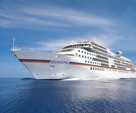 Hapag-Lloyd Cruises investiert viel Geld in die MS Europa. Bekannte Elemente des Konzepts verschwinden und Neuerungen kommen an Bord.