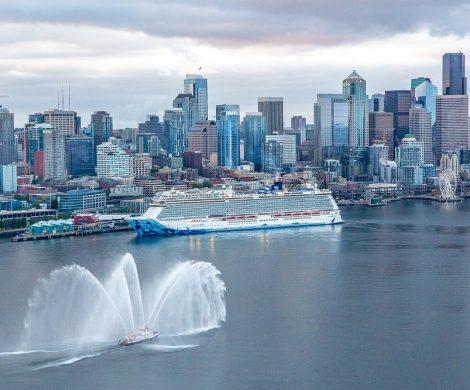 Norwegian Cruise Line hat im Jahr 2018 Rekordumsätze und -gewinn gemacht. Der Nettogewinn betrug rund 1,1 Milliarden US-Dollar.