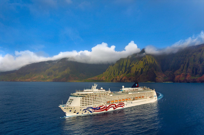 Norwegian Cruise Line (NCL) bietet Kurzentschlossenen aktuell attraktive Konditionen mit bis zu 590 Euro Preisersparnis für Hawai-Kreuzfahrten