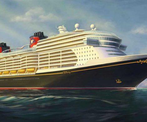 Disney Cruise Line hat drei neue Schiffe bestellt, mit jeweils rund 140.000 Bruttotonnen vermessen und rund 1.250 Suiten und Kabinen