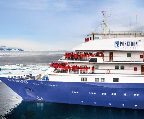 Poseidon Expeditions veröffentlicht jetzt das neue Programm 2020/21 mit einer Ausnahmeroute der Sea Spirit für das direkte Anlaufen von Franz-Josef-Land.