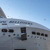 Heute Abend wird MSC Cruises die MSC Bellissima in die Kreuzfahrtflotte des Unternehmens aufnehmen. Das neue Flaggschiff wird mit einer glamourösen und traditionell maritimen Schiffstaufe im Hafen von Southampton gefeiert. Gäste des Events sind Stars, VIPs, Branchenvertreter, internationale Medienvertreter sowie das Topmanagement von MSC Cruises und seinem Mutterkonzern, der MSC Group. Gianluigi Aponte, Reeder und Gründer der MSC Group, wird zusammen mit den Familien Aponte und Aponte-Vago teilnehmen. Sophia Loren wird mit der MSC Bellissima ihr 14. MSC Kreuzfahrtschiff taufen.