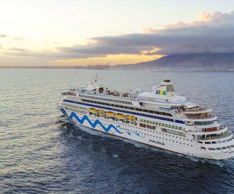 AIDA Cruises hat eine vierte Weltreise aufgelegt: Highlights dieses 117-tägigen Abenteuers sind Fernwehziele wie Feuerland und Kap Hoorn, Sydney und die australische Insel Tasmanien, Mauritius und Kapstadt.