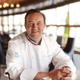 Auf der Sky Princess wird es demnächst Sterne-Küche geben: Emmanuel Renautist ein mit drei Michelin-Sternen ausgezeichneter Koch