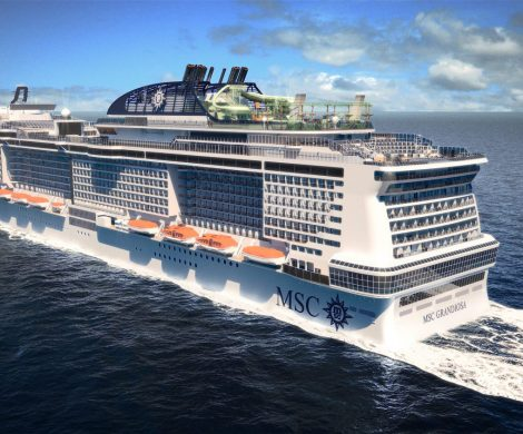 In der Saison 2020 werden vier MSC-Schiffe in Deutschland positioniert.