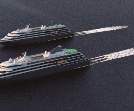 Die Flussschiff-Flotte von Nicko Cruises 2020 wächst um einen weiteren innovativen Neubau. Auf der ITB Berlin wurde die Nicko Spirit mit einem Wintergarten als bauliche Besonderheit vorgestellt