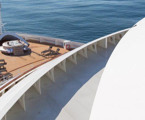Seabourn hat die beiden Expeditions-Neubauten präsentiert. Die Suiten-Schiffe für 264 Passagiere sollen im Juni 2021 und im Mai 2022 in Dienst gehen.